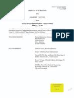 GO-08 - DeA Board Meeting Minutes 0807