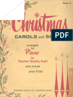8459587 Sheet Music 36 Christmas Carols Songs2