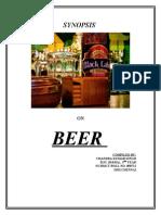 Synopsis Beer