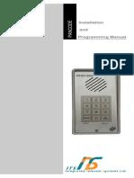 Pancode Manual