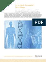 Illumina Sequencing Introduction