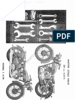 Indian Chief Motorcycles, 1922-1953 (Motorcycle Color