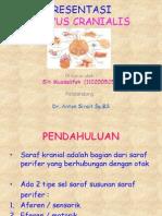 Presentation BS  Nervuscranial