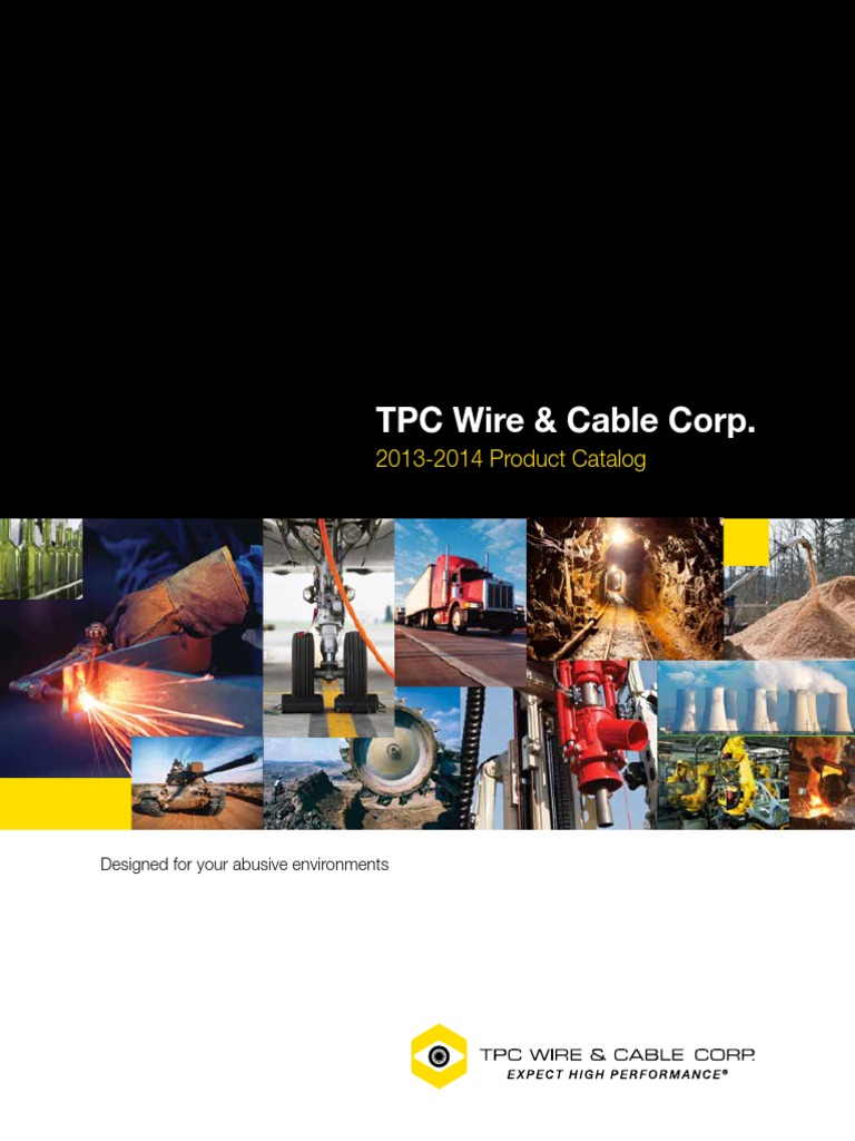 TPC Cables | Cable | Electrical Conductor