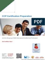 CCP Certification Preparation
