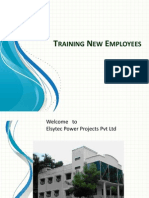 Training New Employees