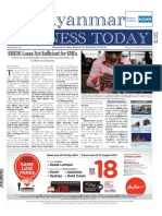 Myanmar Business Today - Vol 2, Issue 19