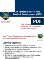 Lecture 06- Managing New Product Development Team