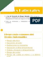 Riesgos Laborales (Elena)