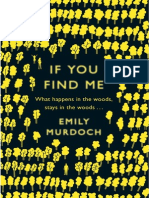 If You Find Me by Emily Murdoch Extract