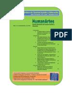 HumanArtes N° 1, julio-diciembre 2012