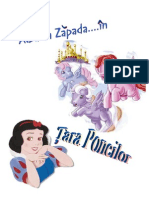 Alba CA Zapada in Tara Poneilor