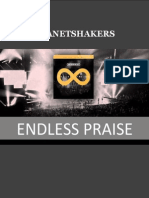 Planetshakers - Endless Praise Music Book