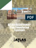 Atlas Despre Piloti Pentru Consolidarea Fundatiilor