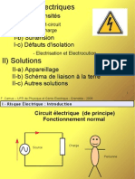Presentation Risque Electrique V3