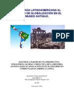 UNA MIRADA LATINOAMERICANA AL PROCESO DE GLOBALIZACIÓN EN EL MUNDO ANTIGUO