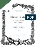 Vivaldi - Stabat Mater Solo Contraalto+piano