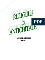 Religiile in Antichitate