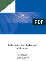 Autoclave Validation MSPDA
