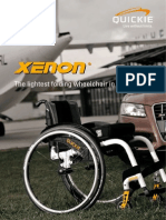 Xenon Wheelchair