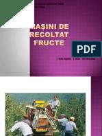 Mașini de Recoltat Fructe (1)