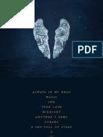 Digital Booklet - Ghost Stories|