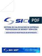 Presentación SICEP Proveedores Julio 2011