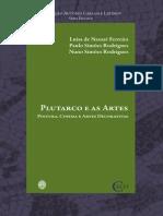 Plutarco e as Artes Pintura Cinema e Artres Decorativas