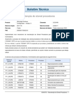 Cfg Manutencao de Stored Procedures015