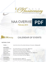 NAA Overview - Feb 2014