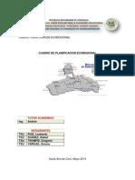 Cuadro de Planificación Ecoregional