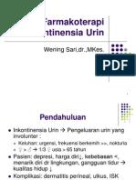Inkontinensia Urin 2010