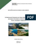 Compensacion financiera Hidroelectricas