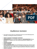 Audience Test Final