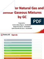 Analysis Gas by GPA 2261 (2)