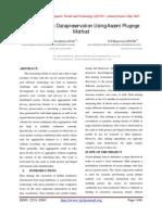 Secured Search Datapreservation Using Ascent Plugnge Method