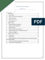 Analisis Financiero de Industrias