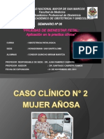Caso Clinico de Obste Patologica