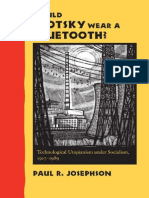 [Paul R. Josephson] Would Trotsky Wear a Bluetooth