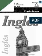 Ingles - Acceso a La Universidad