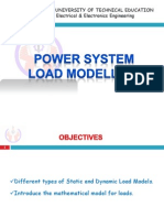 Power System Load Modelling