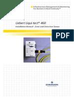 Manual Sensor de Liquido