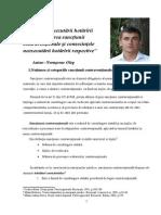 ,,Procedura Executării Hotărîrii Privind Aplicarea Sancţiunii Contravenţionale Şi Consecinţele Neexecutării Hotărîrii Respective