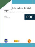 Informe Cadena Del Frijol Negro, UVuv