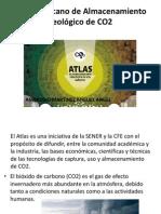Atlas Mexicano de Almacenamiento Geológico de CO2