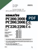 SEBDA2050508 SM PC220-5