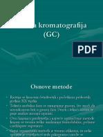 Gasna kromatografija