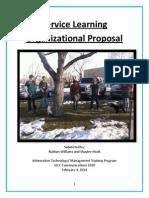 organizational proposal done
