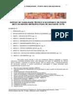 Estudo de Viabilidade Novo Porto Seco Salvador