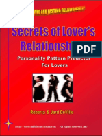 Secrets of Lover's Relationships